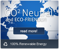 CO2 Neutral and Friendly